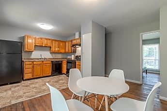 Kitchen, Room for Rent -  a 5 minute walk to bus 74, 1