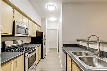 Kitchen, Capitol Place, 0