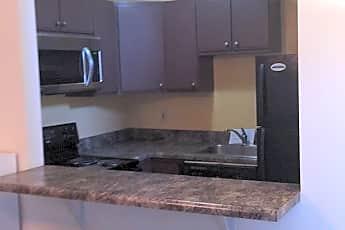 Kitchen, 1358 Bradley Dr, 1