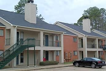 Building, Frances Place Apartments, 0
