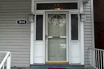 Building, 7814 Bennett St, 1