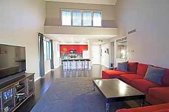 Living Room, 435 South La Fayette Park Place, 0