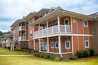 Building, Abbey Glen Apartment Homes, 1