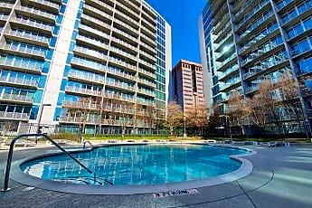 Pool, 950 W. Peachtree Street #702, 2