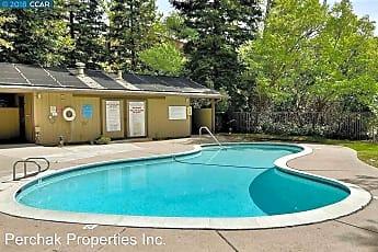 Pool, 210 Alamo Square Dr, 2