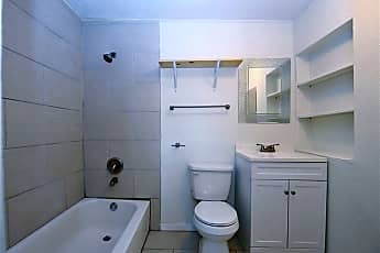 Bathroom, 7721 Sherman St, 2