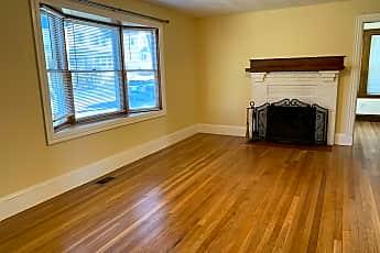 Living Room, 33 Harding Ave, 1