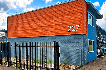 Bathroom, 227 W Poplar St, 2