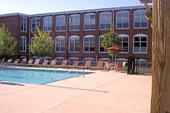 Pool, Cordis Mills, 0