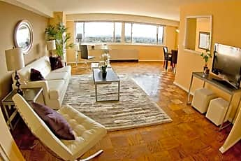 Living Room, Forest Hill Towers, 0
