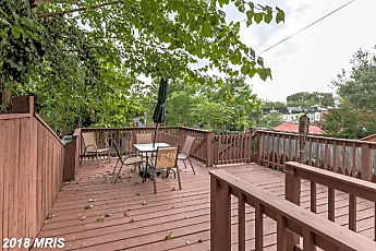 Patio / Deck, 500 Irving St NW, 1