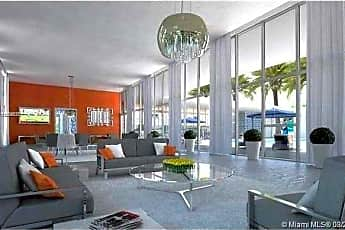 Living Room, 14951 Royal Oaks Ln 205, 2