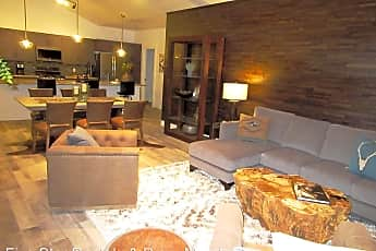 Living Room, 6207 Davos Ln, 0