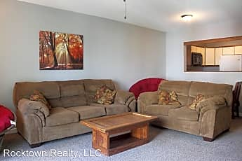 Living Room, 1346 Hunters Rd, 0