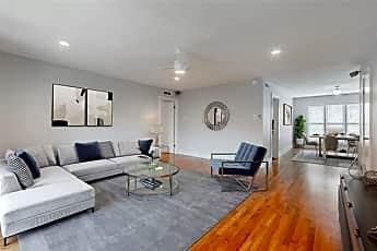 Living Room, 10727 Villager Rd C, 0
