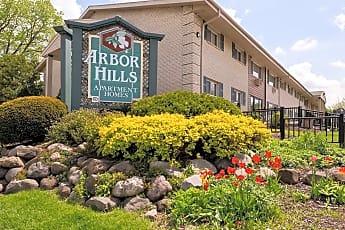 Building, Arbor Hills, 0