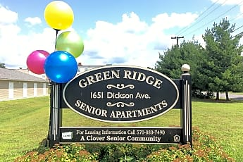 Green Ridge Senior Apartments, 1