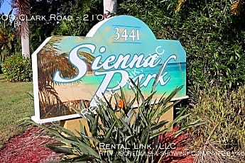 Community Signage, 3409 Clark Road - 210, 0