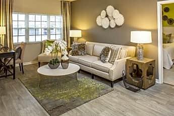 Living Room, Marela Apartments, 0
