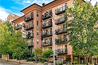 Building, 1323 Boren Avenue #402, 0