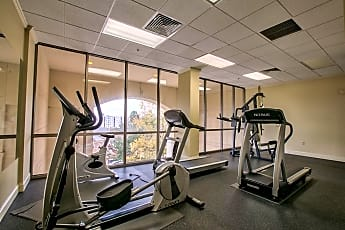 Fitness Weight Room, 215 W College Ave 604, 2