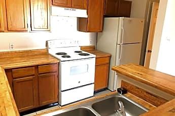 Kitchen, 6108 Abrams Rd 318, 2