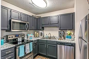 Kitchen, Deep River Pointe, 0