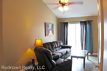 Living Room, 1348 Bradley Dr, 0