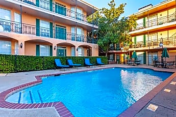 Pool, 6318 Richmond Ave 1203, 2