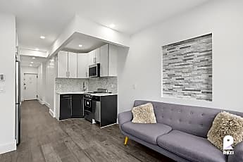 Living Room, 476 W 165th St #2J, 2