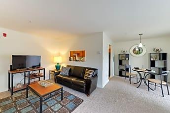 Living Room, 4800 Berwyn House Rd, 0