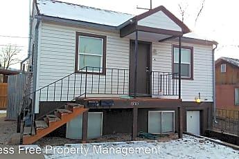 Building, 345 W 400 N, 1