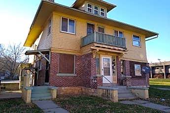 Building, 714 N 8th St Apt 3, 0