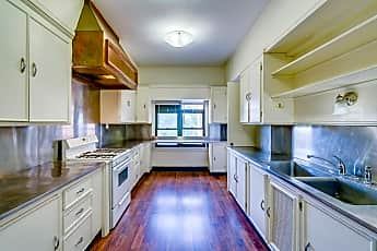 Kitchen, The Gilmore Apartments, 1