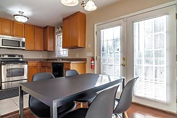 Kitchen, Room for Rent -  a 10 minute walk to bus 74, 0