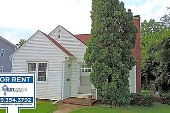 Community Signage, 821 Melrose Ave, 1