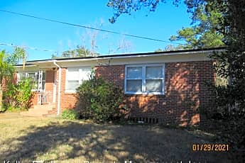 Building, 6123 Autlan Dr, 1