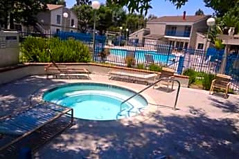 Pool, 2827 S Fairview St, 2