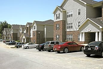 Building, Wolf Creek Apartments, 2
