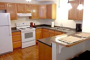 Kitchen, 1412 Spring St, 0