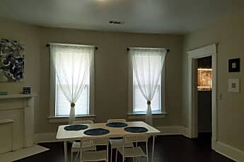 Dining Room, Room for Rent -  a 2 minute walk to bus 3, 0