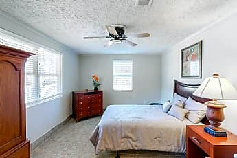 Bedroom, Room for Rent - Pendergrass Home, 2