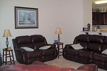 Living Room, 777 King George Blvd 27, 1