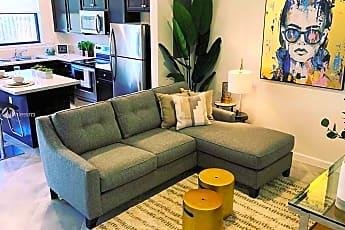 Living Room, 305 NE 208th Terrace 305, 2