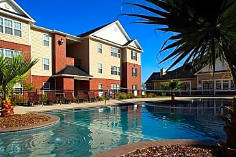 Pool, The Verge at Asheville - Per Bed Lease, 0