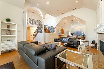 Living Room, 5408 Ventana Trail, 2