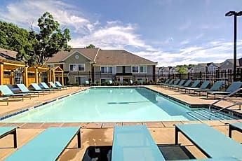 Pool, Campus Court Knollwood Apartments, 0