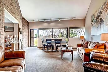 Living Room, 4300 Trenton Ln N 102, 2