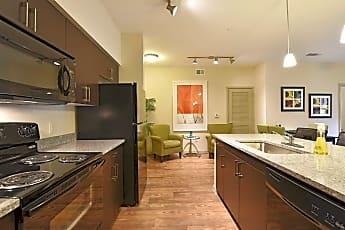Kitchen, La Mariposa Apartment Homes, 0