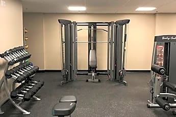 Fitness Weight Room, 16 Centre Square, 2